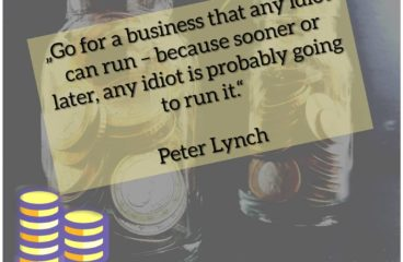 Go for a business that any idiot can run – […]